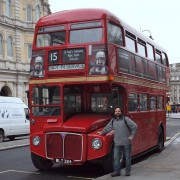 AOP London double Decker