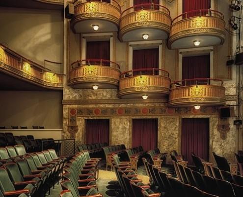 Sorties culturelles, théâtre, cinéma...